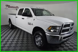 3C6UR5HL9GG223718 - EASY FINANCING! New White 2016 Dodge/RAM 2500 ...