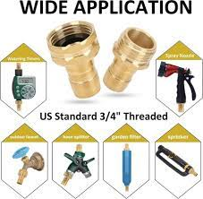 garden hose repair kit aluminum mender