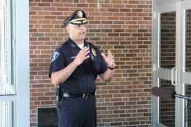 Never just blue': Harvard chief discusses fair policing with ...