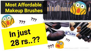 makeup brushes in just 28 rs est best makeup brushes in india indian beauty surbhi