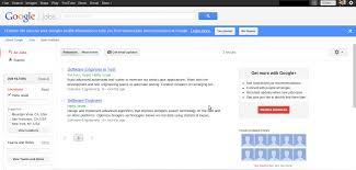 Google Job Board Integrates With Google Pcworld