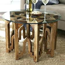 pier one coffee table 1 tables canada concrete decor