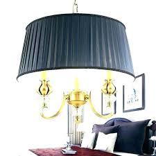 rectangular shade chandelier post rectangular linen shade chandelier