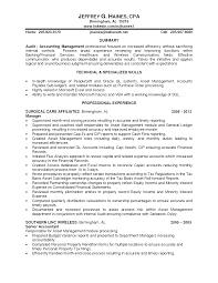 External Audit Manager Resume Audit Manager Resume Sample Three