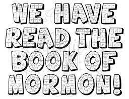 Book Of Mormon Reading Chart Printable Book Of Mormon Reading Chart And Bulletin Board
