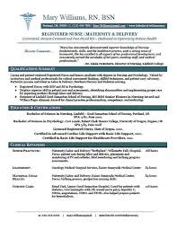 New Graduate Nursing Resume Fresh Sample New Rn Resume Rn New Grad