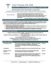 New Graduate Nursing Resume Fresh Sample New Rn Resume Rn New Grad