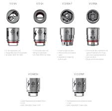 Smok Coil Chart Smok Tfv12 Cloud Beast King Tank Smok Official