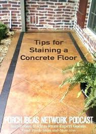 stained concrete patio. How To Paint Concrete Patio Look Like Flagstone Stained  Ideas Listen Our Podcast About Staining Images Stained Concrete Patio