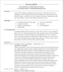 Automotive Mechanic Cv Template Technician Photography Tech Resume ...