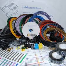 megasquirt for v8 engines wiring loom kits good stock