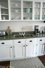 can you paint a laminate kitchen countertop how to create faux granite countertops using spray paint