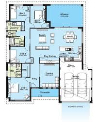 Japanese Modern Lux House Plans    modern house plan
