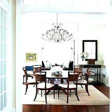 area rugs for en table rug under elegant great dining and what size round kitchen best