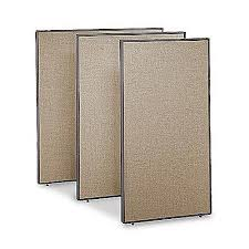 pro panels w metal inserts for office cubicles 66 in h x 36 in cheap office cubicles