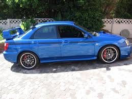 South Africa – Review My Ride: Kevin's 340kW 2004 Subaru WRX STI