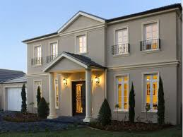 french house lighting. Georgian House Exterior With French Doors \u0026 Feature Lighting Intended For Facades