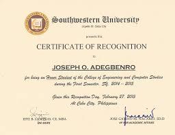 Joseph Adegbenro Bayt Com
