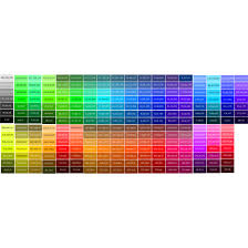 Also convert to lab and find close alternatives. Sublimation Rgb Colour Palette Download