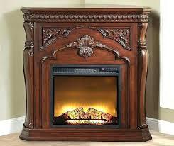 corner stone electric fireplace corner