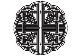 wall decal celtic knot 3
