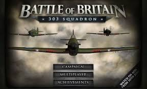 play battle of britain 303 squadron game