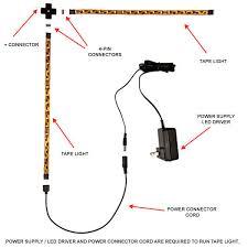 wiring up led strip lights wiring diagram datasource wiring led light strips wiring diagram week wiring up led strip lights