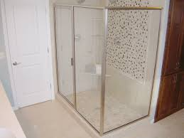 framed glass shower doors from glass shower door with metal frame source lmms