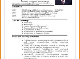 Download Teaching Jobs Resume Sample Haadyaooverbayresort Com