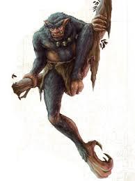 adze vampire. asanbosam (demon)(large) \u2013 vampiric trolls which use their hook-like adze vampire