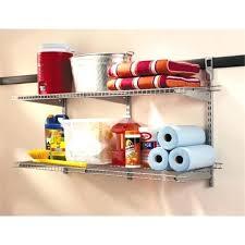 rubbermaid fasttrack shelf fast track closet bracket installation rubbermaid fasttrack shelf installation