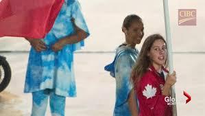 Reward, 25, also won gold medals in. Focus Montreal Swimmer Aurelie Rivard Watch News Videos Online
