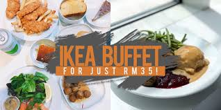 Savor Heavenly Food For Just Rm35 At Ikea Special Buffet Klnow