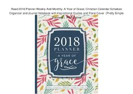 Christian Quotes Pdf Best Of Read 24 Planner Weekly And Monthly A Year Of Grace Christian Cale