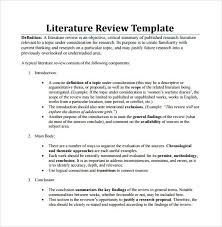 Literature Review Of Research Paper | Top Essay Writing