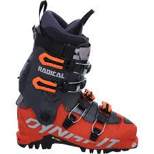 Dynafit Radical Ski Touring Boots Fluo Orange Men