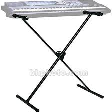 yamaha keyboard stand. yamaha pkbs1 - x-style adjustable keyboard stand .