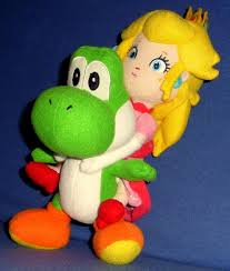 Fan Fiction Friday Princess Peach and Yoshi in Yoshi and Peach s.