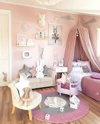 Pink Girl Room Ideas A Shabby Chic Glam Girls Bedroom Design Idea In ...