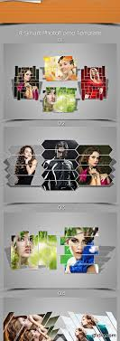 graphicriver 7807214 4 photo frame template bundle