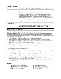 Marine Service Engineer Sample Resume 6 Sample Hvac Resume Great