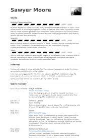 Tile Setter Resume - Resume Ideas