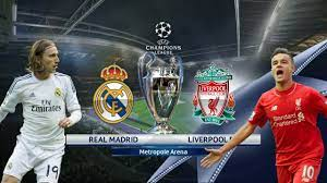 Real Madrid v Liverpool   Champions League Final (May 26th, 2018)