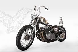 honda cb750 bobber by tin can customs bikermetric