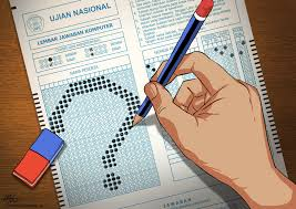 Hasil gambar untuk ujian nasional
