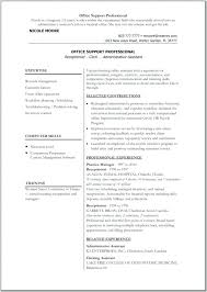 Acting Resume Template For Microsoft Word Actor Resume Template Word