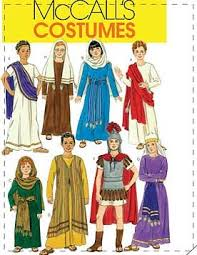 Mccalls Costume Patterns Awesome Childrens Biblical Costumes McCalls Pattern 48 Sew Essential