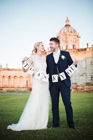 natural wedding photographer uk portfolio by fox tail photography Wedding Thank You Bunting Uk york castle howard wedding with thank you bunting york yorkshire wedding photographer Succulent Thank You Bunting