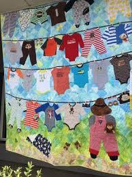 DIY Baby Clothes Memory Quilt Pattern Video Tutorial & Quilt via HumbleQuiltsReport Adamdwight.com