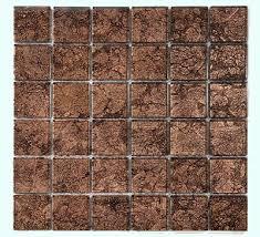 mirage glass galaxie series vermont brown ga 12